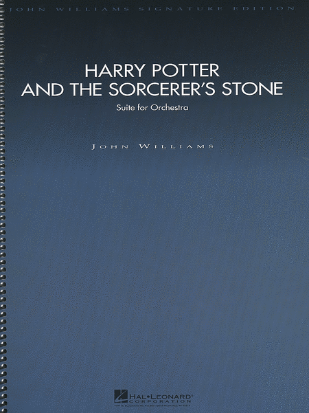 Harry Potter and the Sorcerer's Stone (Suite for Orchestra) - Deluxe Score