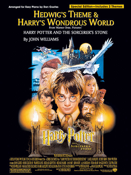Hedwig's Theme & Harry's Wondrous World - Easy Piano