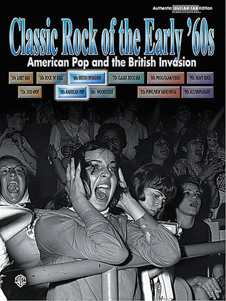 Classic Rock of the Early '60s