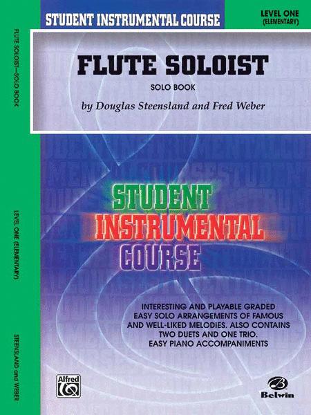 Student Instrumental Course Flute Soloist