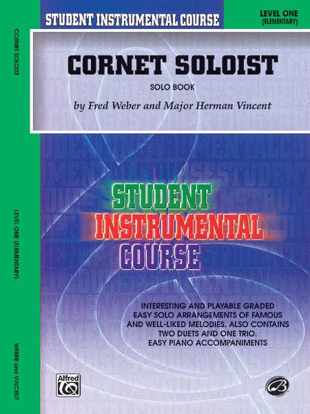 Student Instrumental Course Cornet Soloist