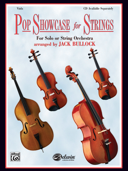 Pop Showcase for Strings (For Solo or String Orchestra)