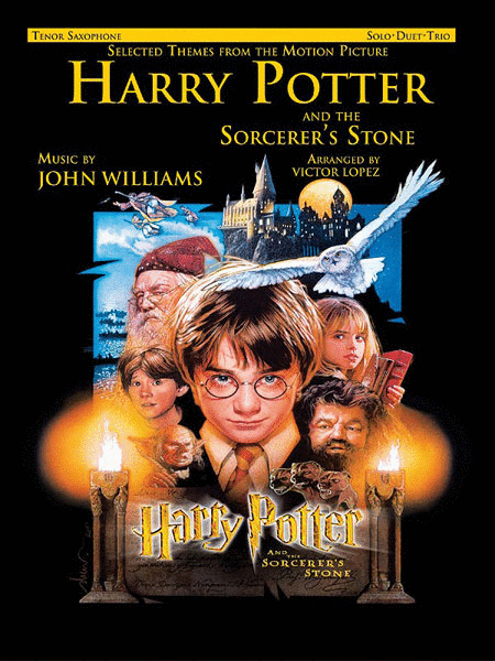 Harry Potter and the Sorcerer's Stone - Tenor Saxophone