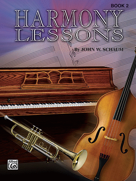 Harmony Lessons, Book 2