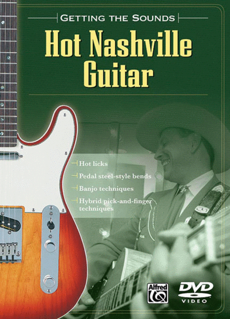 Getting The Sounds - Hot Nashville Guitar