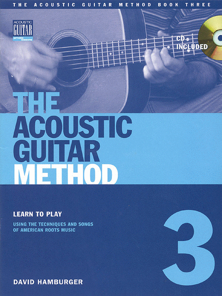 The Acoustic Guitar Method, Book 3