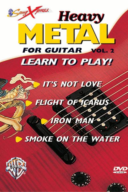 SongXpress: Heavy Metal, Vol. 2