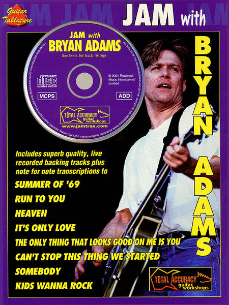 Jam With Bryan Adams
