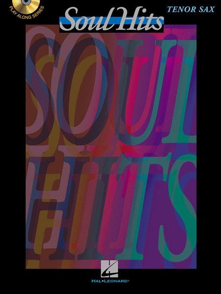Soul Hits - Tenor Sax Play-Along Pack