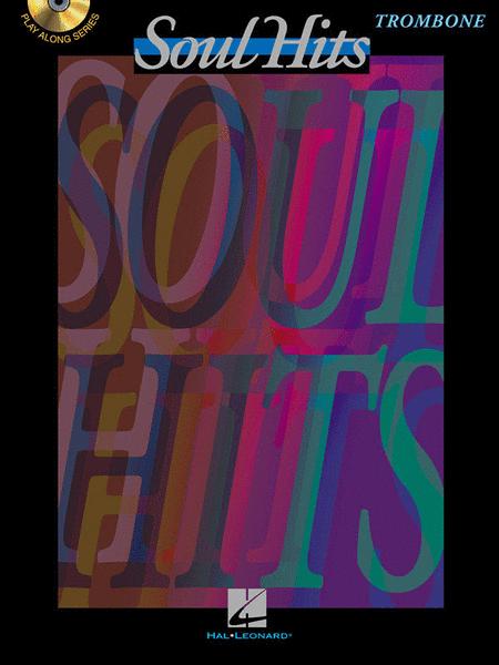 Soul Hits - Trombone Play-Along Pack