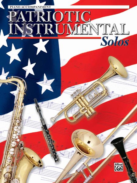 Patriotic Instrument Solos - Piano Accompaniment