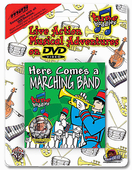 Tune Buddies Here Comes a Marching Band