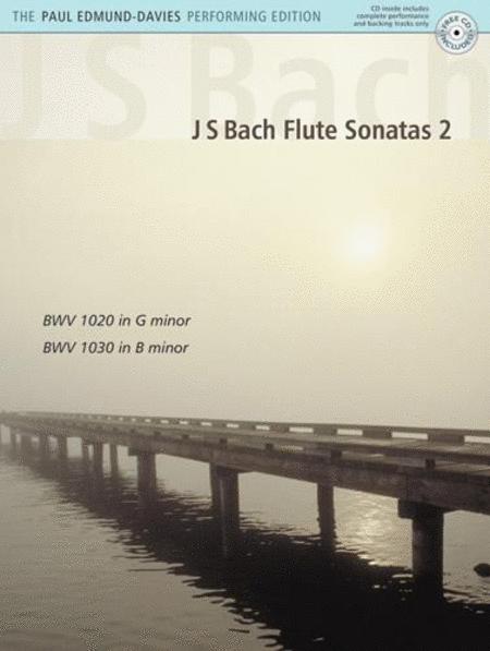 J.S. Bach Flute Sonatas - Volume 2