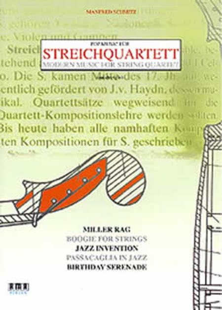 Modern Music for String Quartet