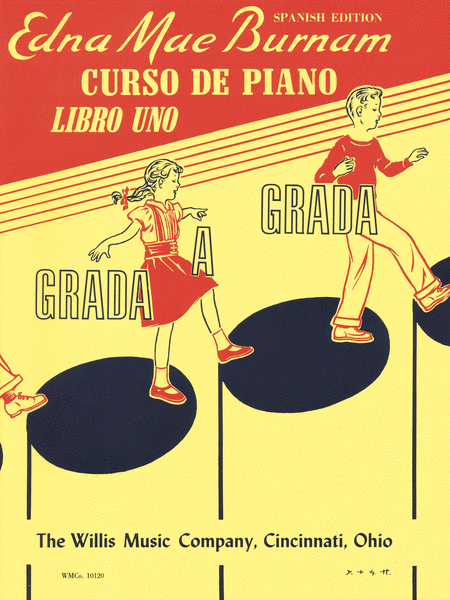 Step by Step Piano Course - Book 1 - Spanish Edition