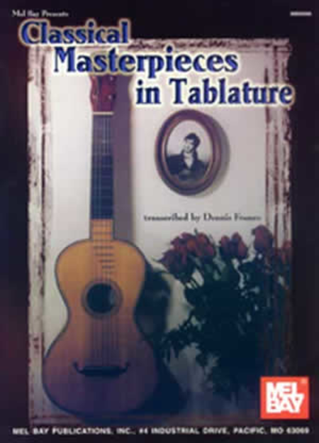 Classical Masterpieces in Tablature