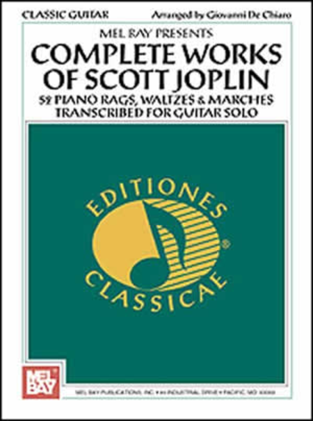 Complete Works of Scott Joplin