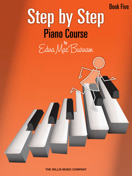 Step by Step Piano Course - Book 5