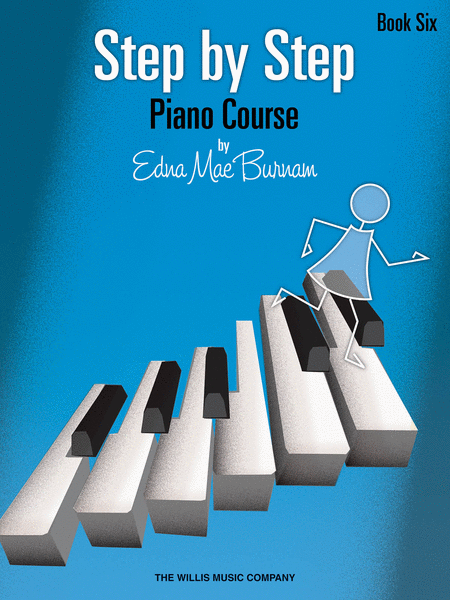 Step by Step Piano Course - Book 6