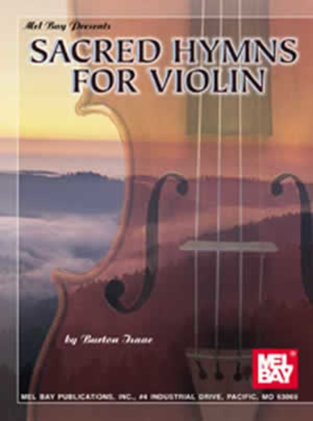 Sacred Hymns for Violin