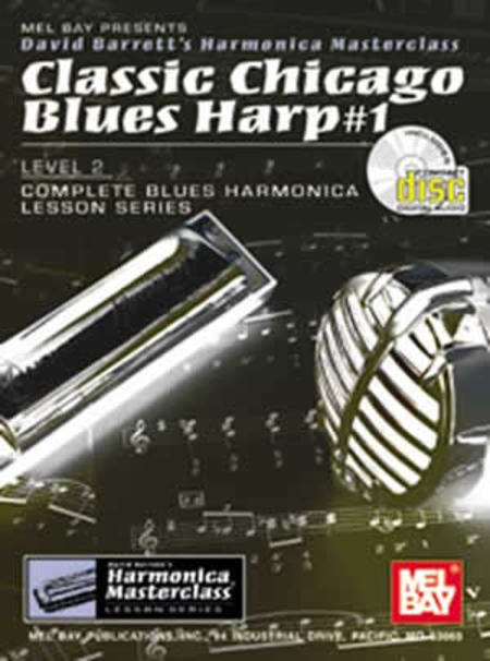 Classic Chicago Blues Harp #1 Level 2