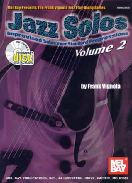Jazz Solos, Volume 2