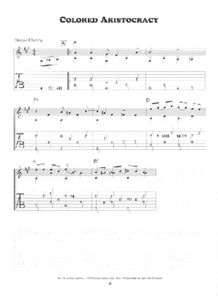Fiddle Tunes for Fingerstyle Guitar