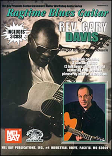 Ragtime Blues Guitar of Rev. Gary Davis