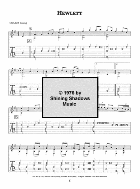 Celtic Melodies for Fingerpicking Guitar