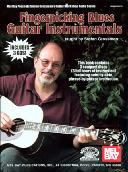 Fingerpicking Blues Guitar Instrumentals