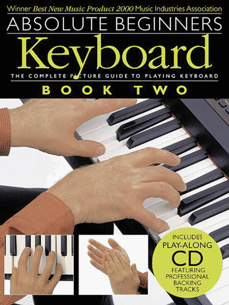 Absolute Beginners: Keyboard - Book 2