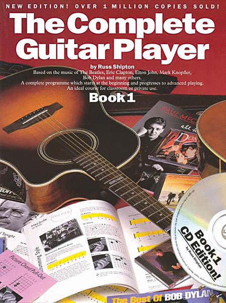 The Complete Guitar Player - Book 1