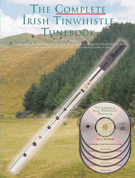 The Complete Irish Tinwhistle Tunebook