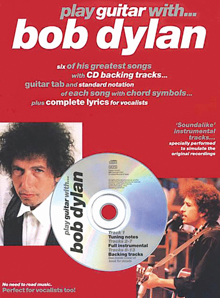 Play Guitar with ... Bob Dylan