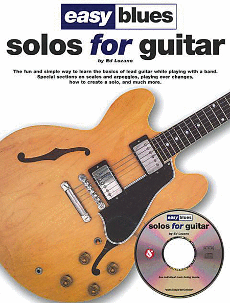 Easy Blues Solos for Guitar