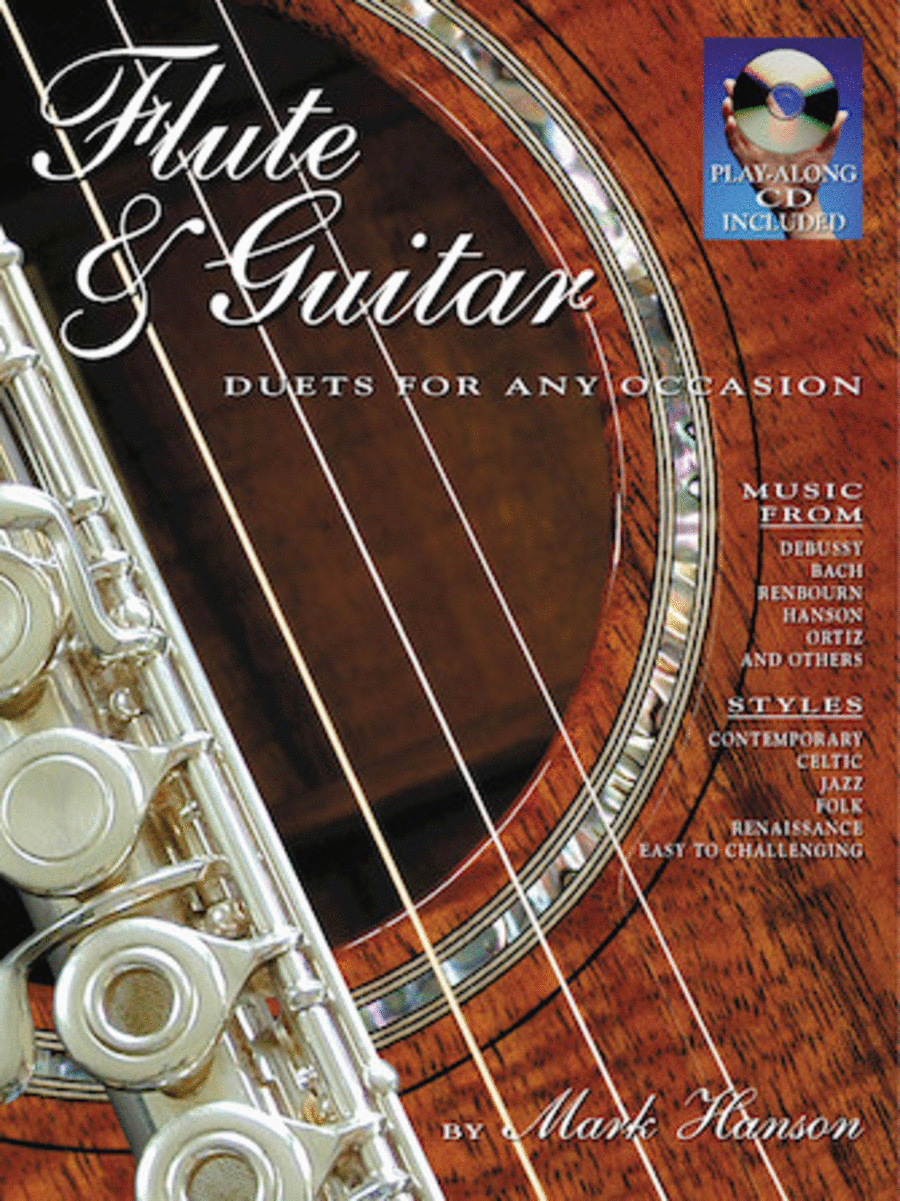 Flute And Guitar Duets For Any Occasion