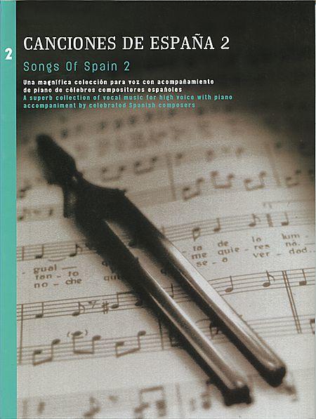 Songs of Spain - Volume 2