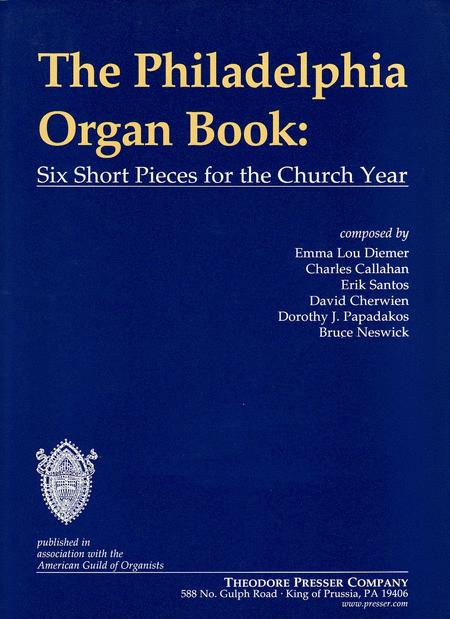 The Philadelphia Organ Book: