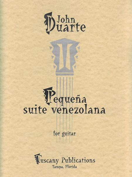 Pequena Suite Venezolana