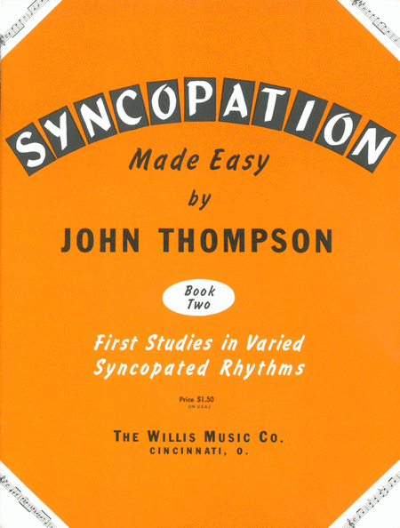 Syncopation Made Easy - Book 2