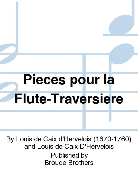 Pieces pour la Flute-Traversiere