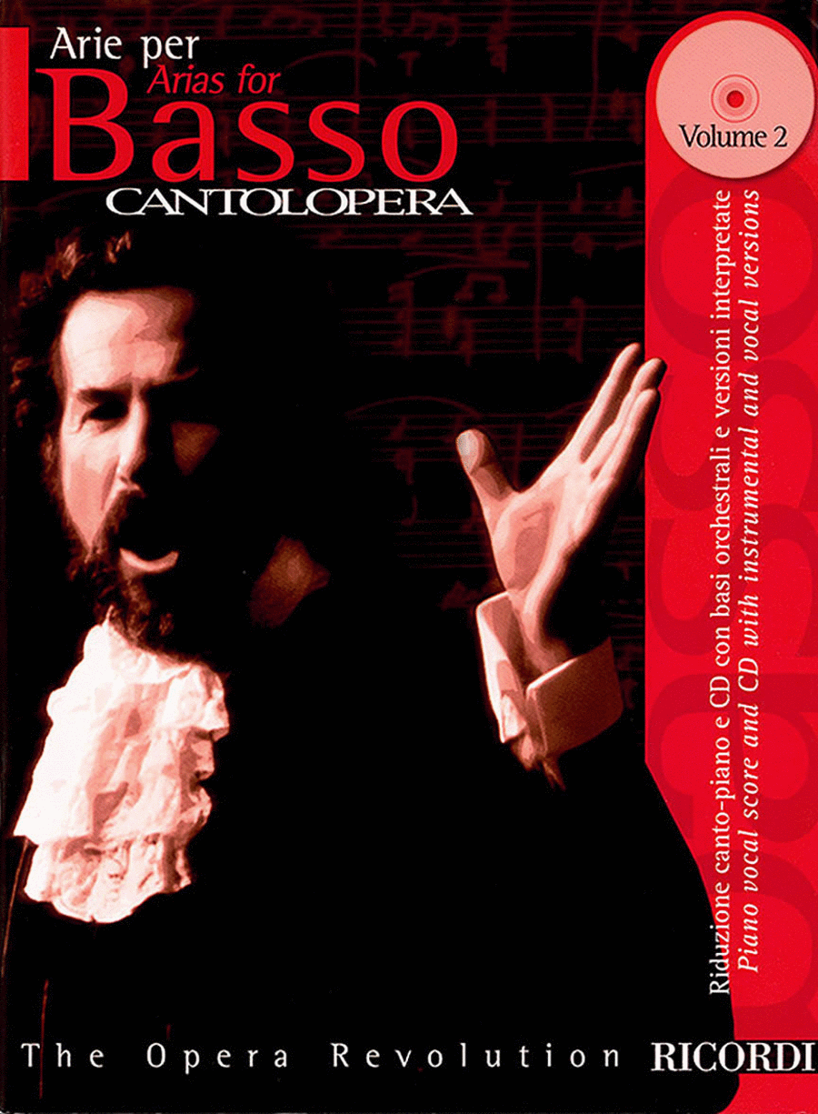 Cantolopera: Arias for Bass - Volume 2