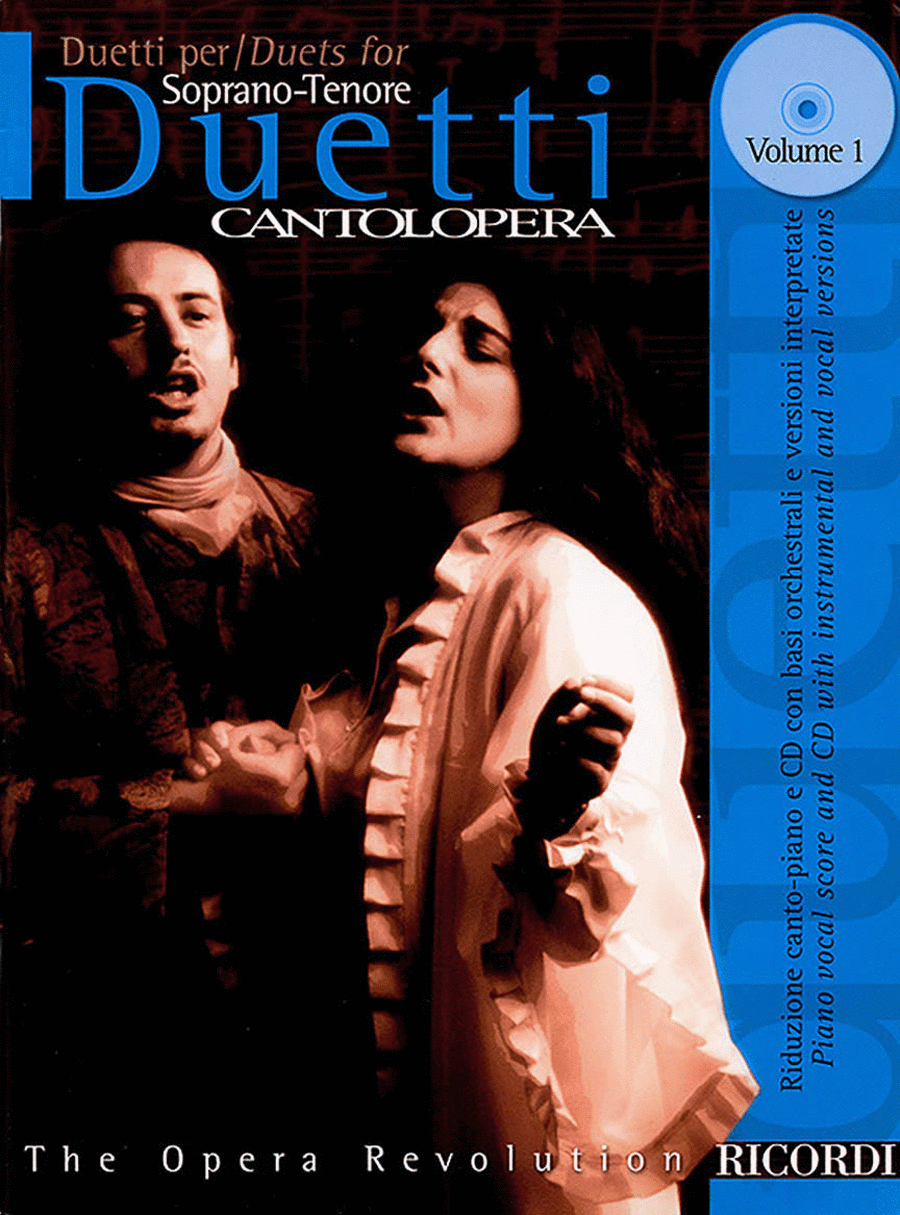 Cantolopera: Duets for Soprano/Tenor - Volume 1