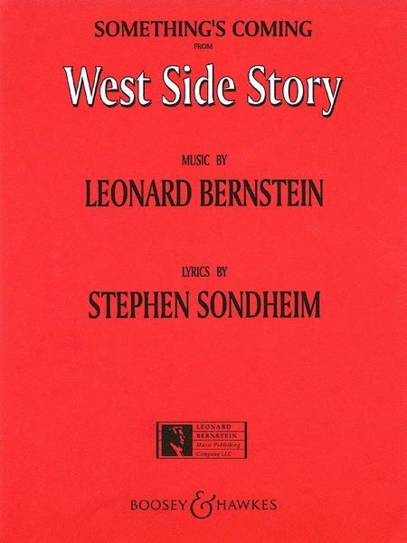 Something's Coming (from West Side Story)