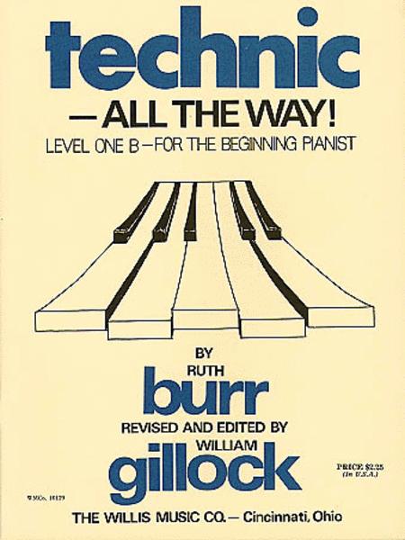 Technic - All the Way! - Level 1B