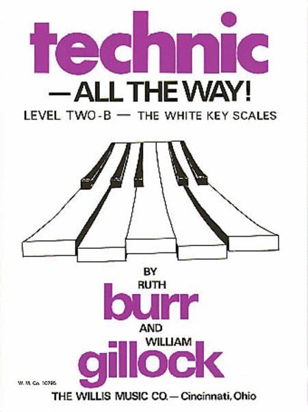 Technic - All the Way! - Level 2B