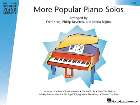 More Popular Piano Solos - Level 1