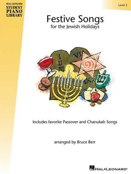 Festive Songs for the Jewish Holidays - Level 3