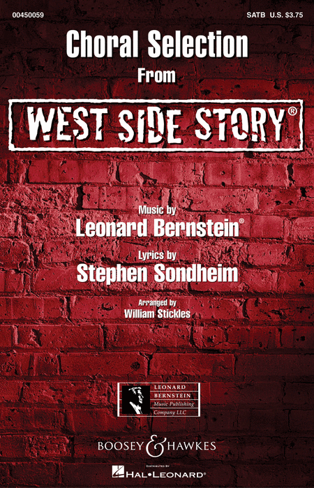 West Side Story - Choral Selections