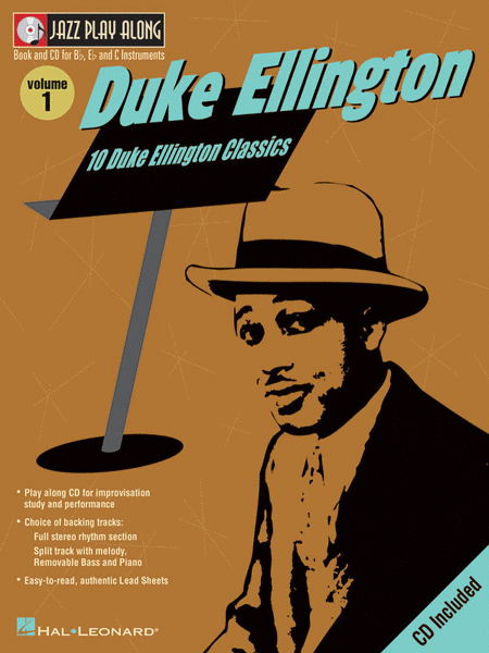 Jazz Play-Along Series Volume 1 - Duke Ellington